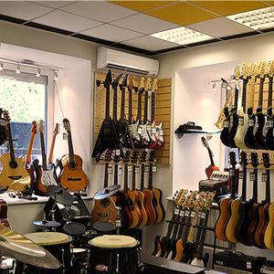 Музыкальные магазины Кетово