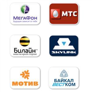 Операторы сотовой связи Кетово