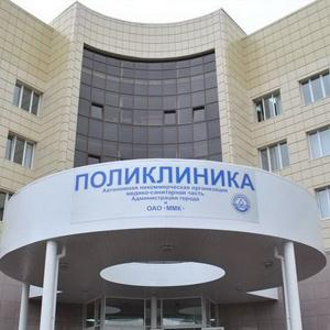 Поликлиники Кетово