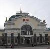 Железнодорожные вокзалы в Кетово