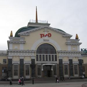 Железнодорожные вокзалы Кетово